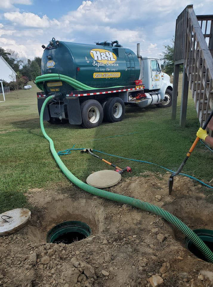 H and H Septic Services